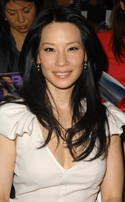 """I don't think I'm your prototype"" for a romantic comedy, Lucy Liu says."