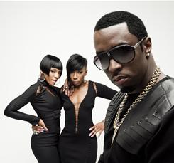 Smooth ride: Diddy and Dirty Money tell a good story.
