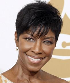 Natalie Cole: Sings with the Mormon Tabernacle Choir.