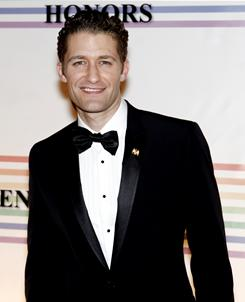 Matthew Morrison is up for best actor in a comedy for his role as Mr. Schuester on Glee.