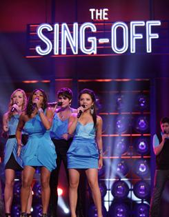 Sounds good: NBC's The Sing-Off kicked off its second season with 8.6 million viewers.