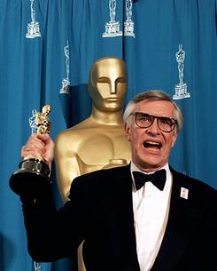 Long before he won an Oscar in 1995, Martin Landau was living in 1999 Space: 1999.