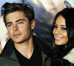 High School Musical stars Zac Efron and Vanessa Hudgens dated for four years.