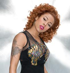 Keyshia Cole: Her new album, Calling All Hearts, is a head-turner.