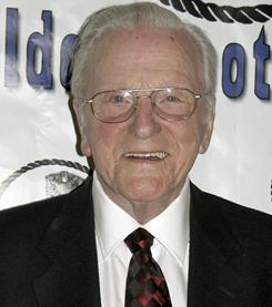 "Fred Foy became world famous for his classic intro to The Lone Ranger radio and TV series:  ""A fiery horse with the speed of light, a cloud of dust and a hearty 'Hi-Yo Silver!' ... The Lone Ranger!"" He died Wednesday at the age of 89."