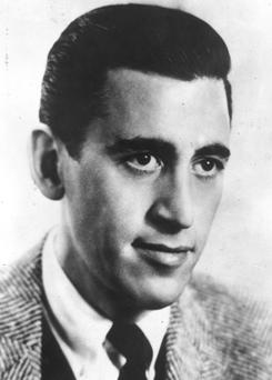 J.D. Salinger: Wrote only four books in his lifetime.