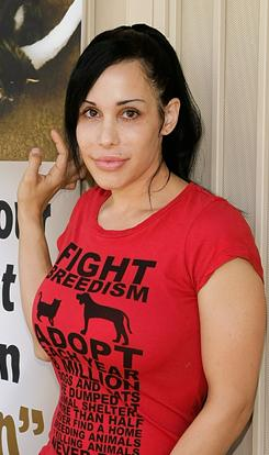"Nadya ""Octomom"" Suleman must pay the balance of her mortgage by Friday or she will be evicted from her home."