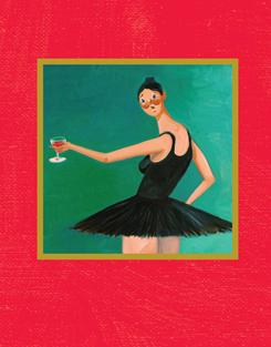 Kanye West's My Beautiful Dark Twisted Fantasy was a 2010 critical favorite.