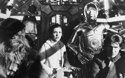A scene from The Empire Strikes Back, which is one of 25 selections to the 2010 National Film Registry.
