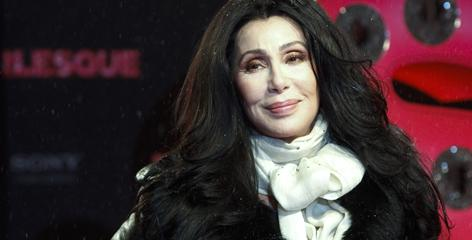 Cher promoting Burlesque in Berlin on Dec. 16.