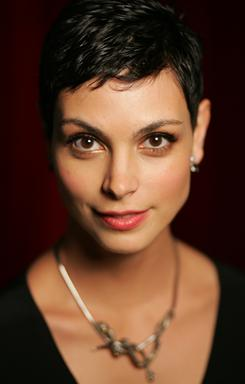 Morena Baccarin returns to V Tuesday.