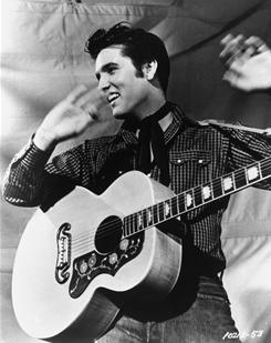 "Elvis Presley represented sex and freedom for many Boomers when they were young. ""He was volcanic and enticing,"" says longtime Rolling Stone contributing editor Anthony DeCurtis."