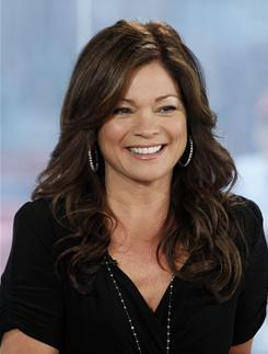 Valerie Bertinelli married financial planner Tom Vitale on New Year's Day.