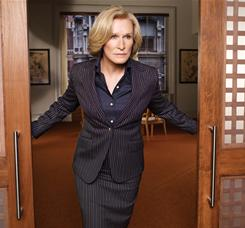 When one door closes, another opens: And Glenn Close is stepping through it to a Damages exclusive to DirecTV.