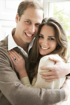 Details trickling out: Prince William and Kate Middleton will marry April 29 at Westminster Abbey.