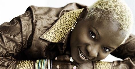 Angelique Kidjo's OYO is up for the Grammy Award for contemporary world music album.