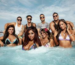 Jersey Shore: The escapades of the eight roommates continue to fascinate.