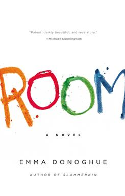 Emma Donoghue's novel is narrated by a 5-year-old boy named Jack.