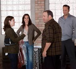 Talented lineup: Winona Ryder, left, Jennifer Connelly, Kevin James and Vince Vaughn star in the film directed by Oscar winner Ron Howard.