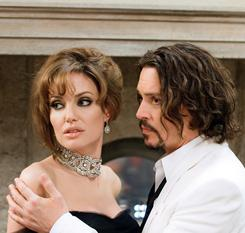 Big names, big recognition: The Tourist with Angelina Jolie and Johnny Depp is up for best-comedy/musical, best-actor and best-actress Globes.