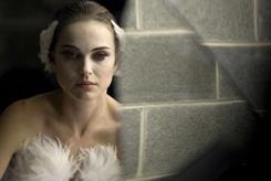 Natalie Portman won the best actress award for her performance in Black Swan.