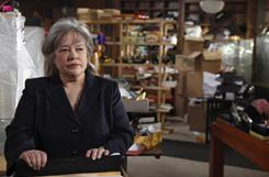 Kathy Bates stars as Harriet Korn, a feisty attorney who opens a law  office in a not-quite-former shoe store after she is canned from her high-paying job.