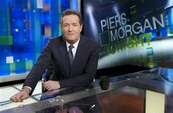 "On his show's debut Monday night, Piers Morgan will ask Oprah if she has ever been ""properly in love."""