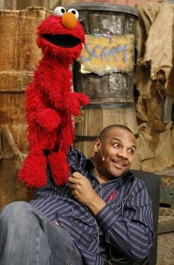 Tickle me, Kevin: Puppeteer Kevin Clash is featured in the documentary Being Elmo, which will compete at Sundance.