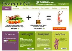 Big sales online: Simplyhcg .com is one of many Web-based companies selling HCG diet products.