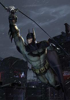 Coming this fall: Batman: Arkham City.