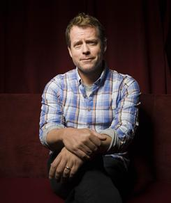 Greg Kinnear is one of the stars of Salvation Boulevard, which is among dozens of films seeking distribution deals at the Sundance Film Festival.