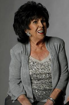 Wanda Jackson first hit the charts in the mid-1950s.