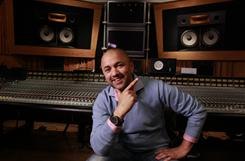 RedOne, who is a Grammy nominee for producer of the year, faltered on the long road from his native Morocco but never gave up.