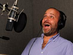 H. Jon Benjamin takes a unique approach to his two animated characters on Archer and Bob's Burgers.
