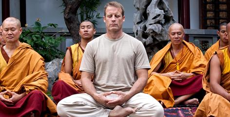 Moving Target: Mark Valley prays for serenity as Fox moves his show to its 10th time slot in two seasons.