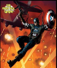 The greatest American hero: First Vengeance previews the Captain America movie.