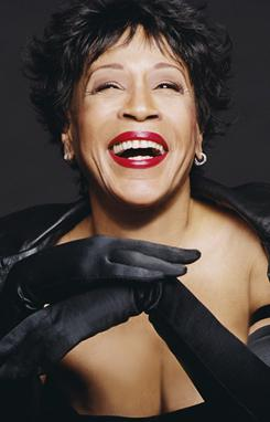 Bettye LaVette is up for contemporary blues album, and should have been a nominee for album of the year.