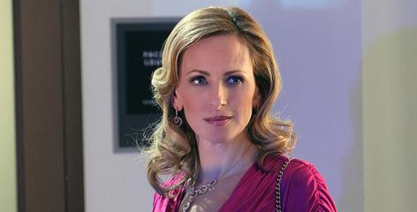 Marlee Matlin: Crime scene interview on CSI.