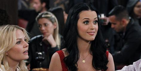 Katy Perry: The pop singer guest-stars on How I Met Your Mother.