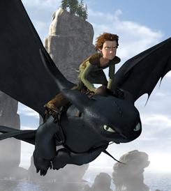 How to Train Your Dragon swept Saturday's Annie Awards and is also up for best animated feature at the Oscars on Feb. 27.