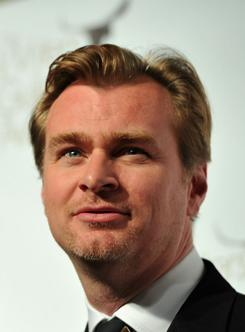 Christopher Nolan won the prize for best original screenplay for Inception at Saturday's Writers Guild Awards.