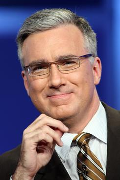 Keith Olberman, former host of 'Countdown with Keith Olbermann' on MSNBC, announced on Jan. 21 that MSNBC had ended his contract.