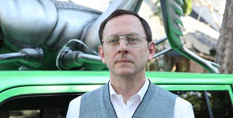Michael Emerson: Guests as Amazing Andy on Parenthood.