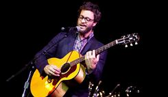 Before he started a career in music, Amos Lee was a school teacher.