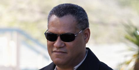 Laurence Fishburne: Stars on CSI and HBO.