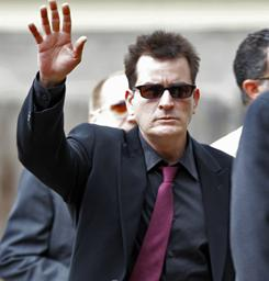 "Charlie Sheen railed against producer Chuck Lorre on Alex Jones' syndicated radio show and in an ""open letter"" sent to TMZ.com Thursday."