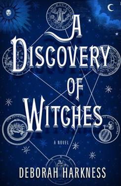 In A Discovery of Witches, an American academic discovers a highly sought-after alchemy book.
