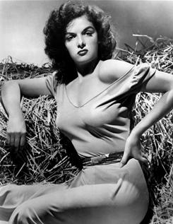 Jane Russell, who was one of the leading sex symbols in Hollywood in the 1940s and 1950s, died Monday. She was 89.