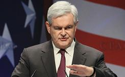 Newt Gingrich is considering a run for the GOP presidential nomination in 2012.