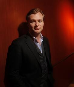Director Christopher Nolan enjoys making films that challenge the audience's conception of reality.
